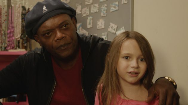 samuel l. jackson and kid