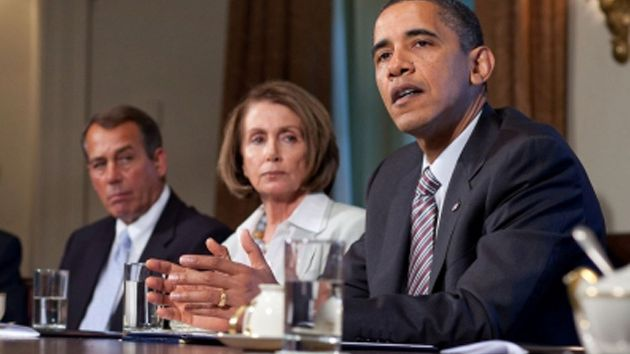 Obama, Pelosi, and Boehner