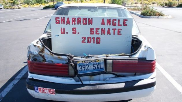 Sharron Angle at the RNC