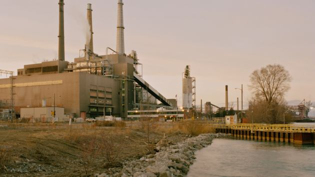 River Rouge coal plant
