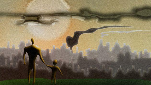 smog illustration