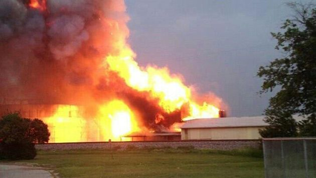 What We Know About the Huge Explosion at the West, Texas, Fertilizer Plant