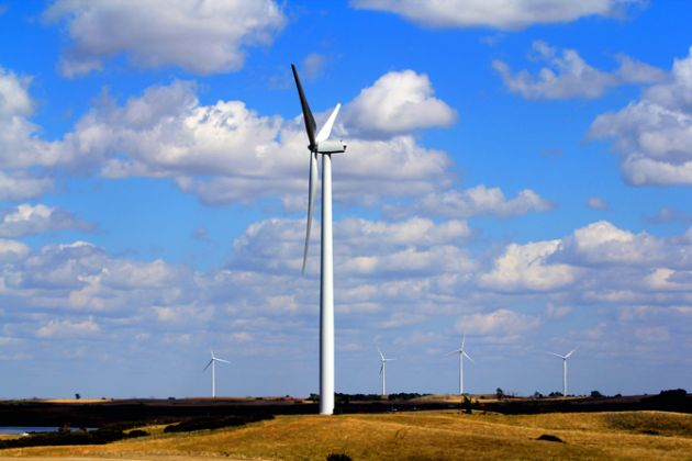 ND wind turbines