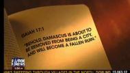 Syria prophecy