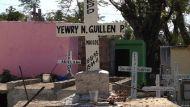 yewri guillen grave