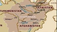 Khurasan region in central Asia