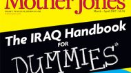 Iraq war for dummies