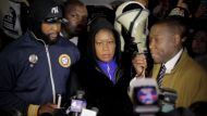 Trayon Martin's parents hold candlelight vigil