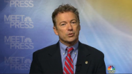 Rand Paul on Meet The Press