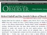 jewish culture of deceit