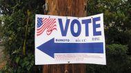 vote arrow